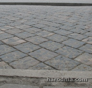 Каменна-бетонная плітка