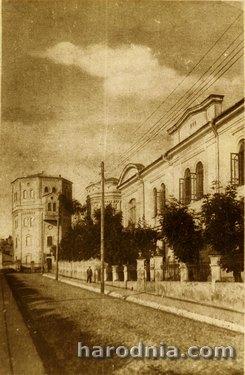 Гродзенскія ваданапорныя вежы Кася І Бася