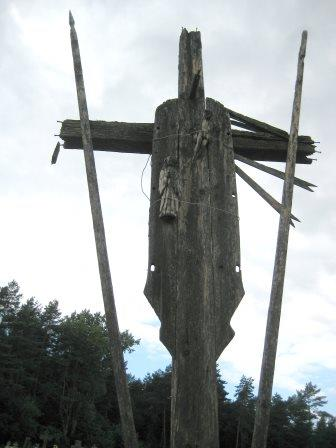 любовь зорина беларуские деревянные кресты Harodniacom